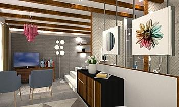Habitacion baño Classic Bathroom BdB GARMON MORELLA S.L.