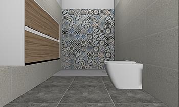 AGADIR MIX Classic Bathroom Rocco Catillo