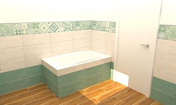 architetto Classique Salle de bain Mario Cicero
