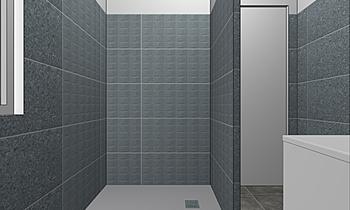 LINE BLUE Classic Bathroom Rocco Catillo
