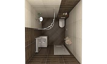 metal art Classic Bathroom Keraton Ob