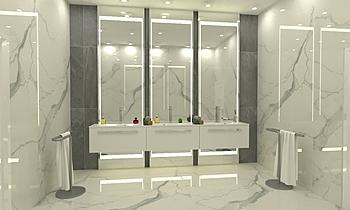 saif Classic Bathroom ahmed gharib