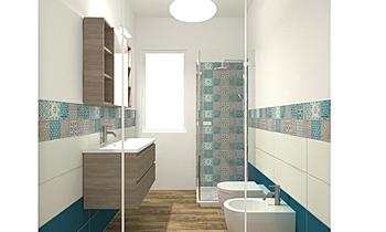 Bagno Bellomo Modern Fürdőszoba Melania Cannella