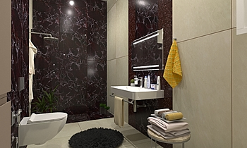 living bathroom Classic Bathroom Zarrugh Company