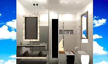 Bagno serie costa Classic Bathroom Pietro Curatolo