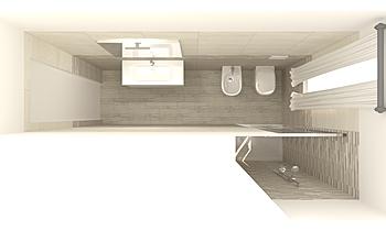 Project 1 Classique Salle de bain Marta Sassi