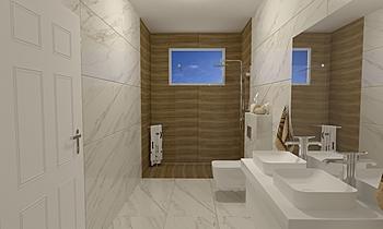 kupatilo Klasický Koupelna Edin Hodzic