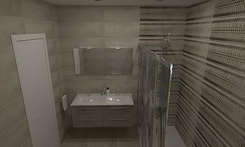 Cuarto de baño Classique Salle de bain BdB PROFIM ADAPPTA