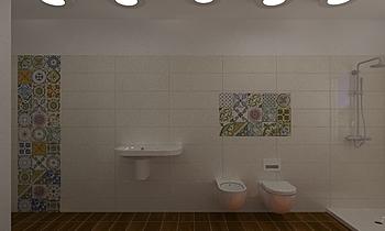 bagno in camera Classic Bathroom CATERINA GRILLONE
