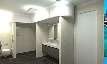 MCCLOY MASTER ENSUITE Classique Salle de bain UPTILES STRATHPINE QLD AU