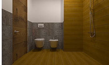 BAGNO COMUNE Classic Bathroom Elena & Marco EDILNOVACLES