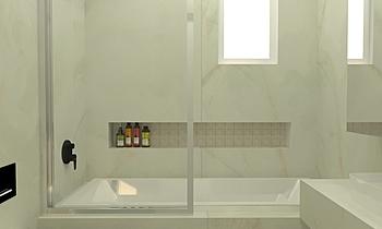 Michel Bathroom Classic Bathroom Ferreira's Architectural Surfaces