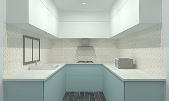 Hafizee_Kitchen Classico Cucina Feruni Ceramiche Sdn Bhd