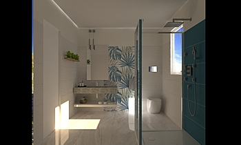 GLOW -SANTANGELO Classic Bathroom ROSARIA SEBBIO