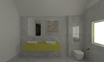 Baie matrimoniala Classic Bathroom Veronica Nicolae