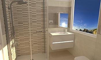 bagno pasquale d'albore Classic Bathroom Roberto Laganaro