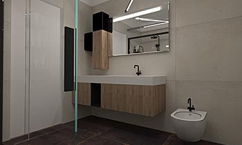 basso arianna Classic Bathroom Giampaolo Mosciatti