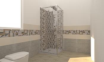 YUTE RUSSO Modern Bathroom salvino imburgia