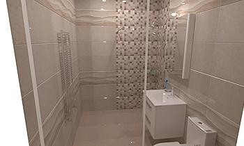 Pamesa V4 Classique Salle de bain Mladen Popov