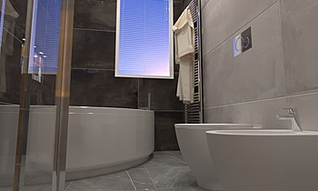 cimino Classic Bathroom ceramiche  2s