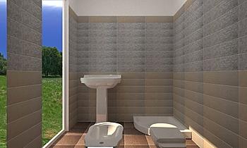 bagno Classic Bathroom CATERINA GRILLONE