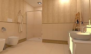 Bagno aparici Classic Bathroom COVERINGS .IT