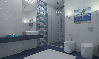 Project 2 Classique Salle de bain Purav Doshi