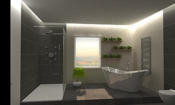 RICIPUTO/FLOW Classic Bathroom ROSARIA SEBBIO