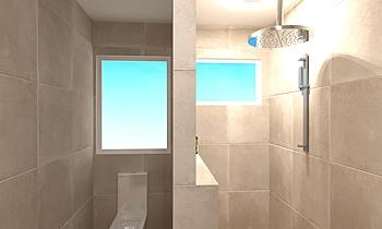 SHULTS/SMITH ENS Classique Salle de bain UPTILES STRATHPINE QLD AU