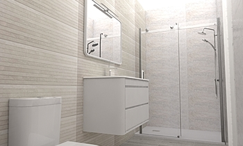 Project 2 Classic Bathroom potjana boon