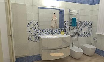 POLVERI Vietresi Classique Salle de bain Giuseppe Talarico