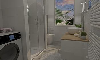 PINELLI Classique Salle de bain Ceramiche Masala sas