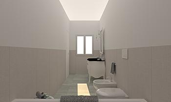 1 Klasszikus Fürdőszoba De Gregoris -  Dove Nasce Casa