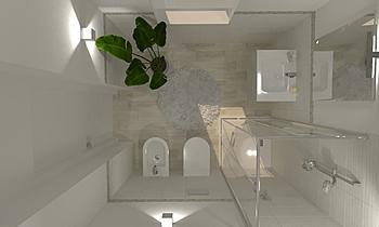 TURRIN WC CECILIA Classique Salle de bain Ceramiche Masala sas