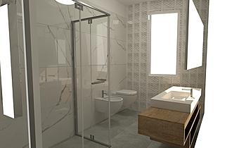 Bagno Majestic Valentino Modern Bathroom Raffaele Trifino