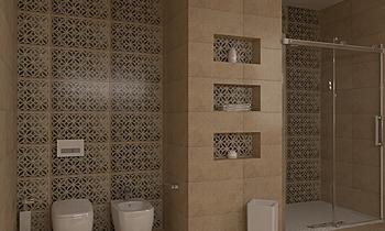 DAKHLA Modern Bathroom OBEID GENERAL TRADING