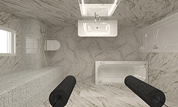 MAHMOUD OUN / MASTER / MA... Classic Bathroom Zarrugh Company