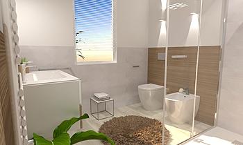 TURRIN WC RAGAZZI Classico Bagno Ceramiche Masala sas