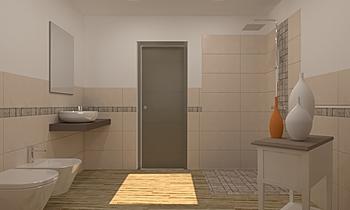 BAGNO Classic Bathroom Elena & Marco EDILNOVACLES