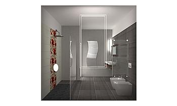 BAGNO GUIDO Eclectic Bathroom GUIDO SOFFRITTI