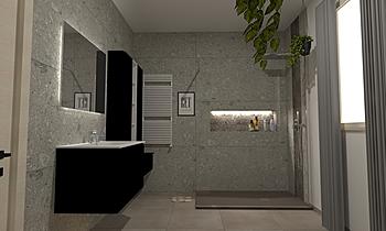 bagno piano terra Classic Bathroom GREGOLO SRL