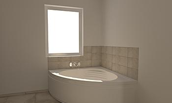 Cesari SdB 1 Classique Salle de bain Céline Burton