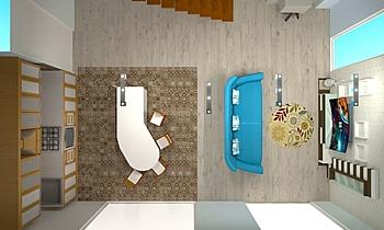 Волуяк Classic Bathroom dea teodosieva teodosieva