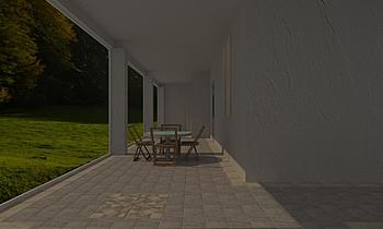 veranda Klasický Koupelna Viviana Pusceddu