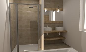 Cesari SdB 2 Classique Salle de bain Céline Burton