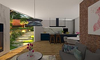 Elin Pelin hol Classic Living room eva syhelova