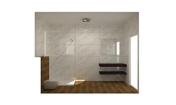 The Hamptons - Apt 115 - ... Classic Bathroom Kirsty Farrugia