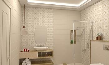MOZA BT-3 Classic Bathroom OBEID GENERAL TRADING