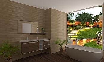 térkádas fürdő Classic Bathroom Barta Ildikó