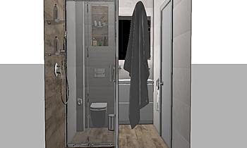 Борислав Ersa White + Cha... Classic Bathroom Kostadin Vlahov